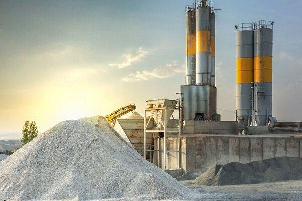 روزانه چهار هزار تن سیمان در استان زنجان تولید می شود