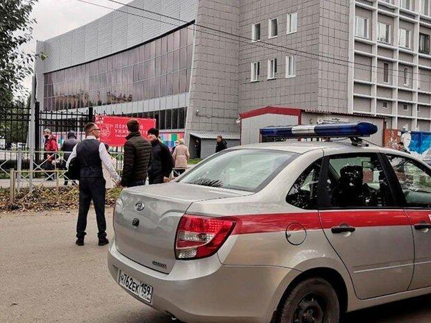 روس کی یونیورسٹی میں فائرنگ کے نتیجے میں 8 افراد ہلاک
