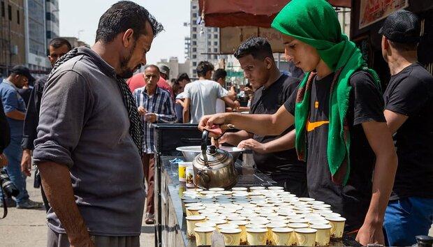 خدمت رسانی بیش از ۱۱ هزار موکب در ایام اربعین حسینی