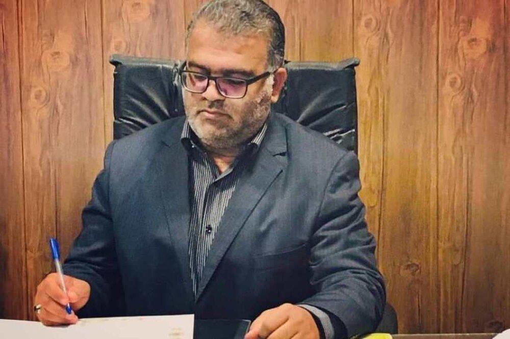 رئیس شورای اسلامی شهر گناوه انتخاب شد