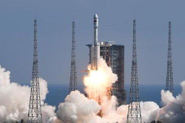 فضاپیمای باری تیانژو ۳ چین به پرواز درآمد