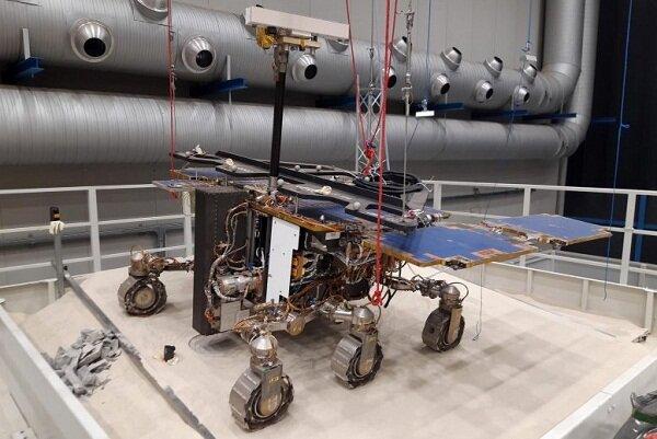 مریخنورد آژانس فضایی اروپا رکورد حفاری را زد