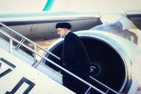 پایان سفر رئیس جمهور به کهگیلویه و بویراحمد/رئیسی راهی تهران شد