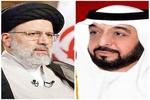 Raeisi calls for developing Iran-UAE ties