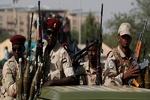 Sudan'daki darbe girişiminden görüntüler