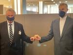 امير عبداللهيان يلتقي وزير خارجية لوكسمبورغ في نيويورك