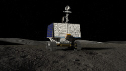 کاوشگر رباتیک ناسا ۲۰۲۳ به ماه می رود