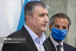 İslami UAEA Başkanı Grossi ile görüşmesini değerlendirdi