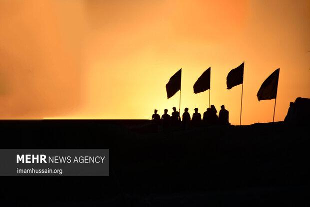 ۴۰۳ زائر از آذربایجان غربی به زیارت اربعین حسینی اعزام شدند