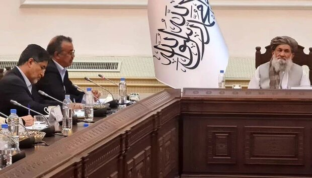 عالمی ادارہ صحت کے ڈائریکٹر کی طالبان کے عبوری وزیر اعظم سے ملاقات