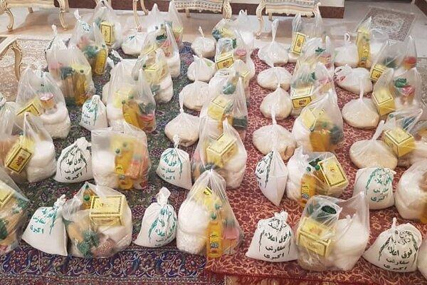 کمکهای مومنانه در کنار فعالیتهای آموزشی مهد قرآن استان تهران