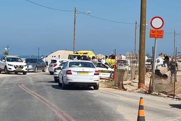 مقتل شرطي واصابة شرطي أخر جراء تعرضهما للدهس في نهاريا