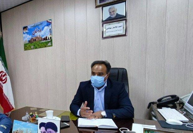 واکسیناسیون ۸۰ درصد فرهنگیان اردستانی