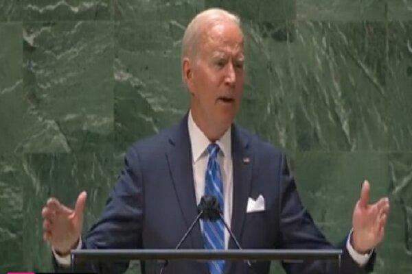 بایدن:با خاتمه جنگ افغانستان به تقویت همکاری با شرکایمان پرداختیم