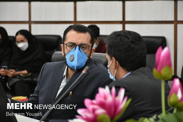 جلسه علنی انتخاب شهردار اراک