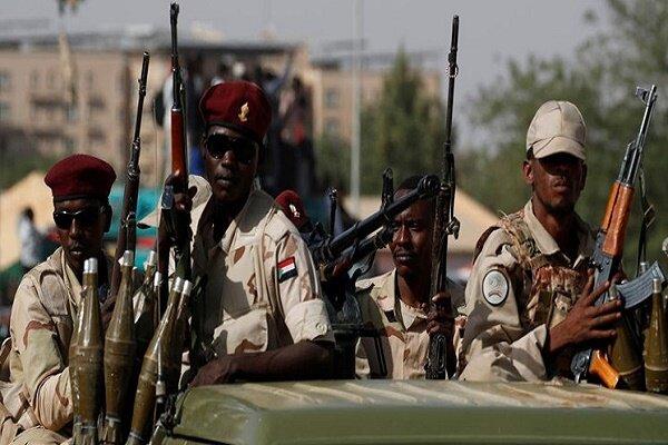 کودتای ناکام در سودان/بازداشت ۴۰ افسر ارتش