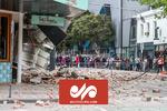 تصاویری از لحظه وقوع زمینلرزه ۶ ریشتری در استرالیا