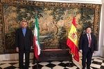 Iran, Spain FMs discuss ties, Afghanistan, Iran-EU relations