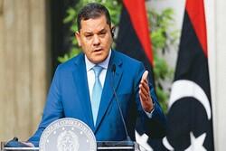 Libya Başbakanı Dibeybe'den 'güvenoyu' tepkisi