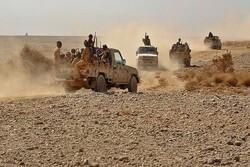Yemen güçlerinin Marib'deki ilerleyişi sürüyor