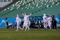 تأهل المنتخب الإيراني لكرة القدم للسيدات إنجاز تاريخي
