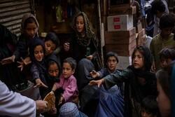 خدمترسانی هیئات و مواکب حسینی به مهاجران افغانستان