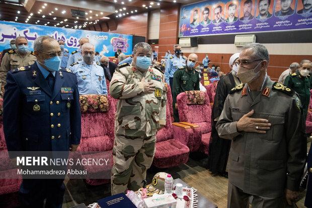 سردار محمد شیرازی رئیس دفتر فرماندهی کل قوای ایران در مراسم تکریم فرمانده سابق و معارفه فرمانده جدید نیروی هوایی ارتش حضور پیدا میکند
