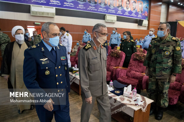 Hava Kuvvetleri Komutanlığında devir teslim töreni