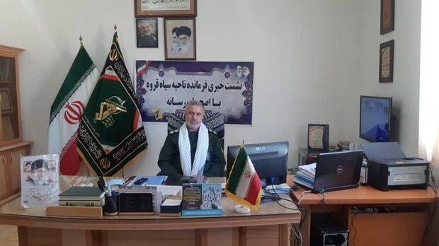 برگزاری ۱۳۳ عنوان برنامه به مناسبت هفته دفاع مقدس در شهرستان قروه