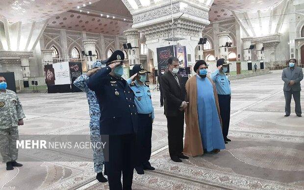 قائد سلاح الجو للجيش الإيراني يجدد ولاءه لمبادئ مفجر الثورة الإسلامية