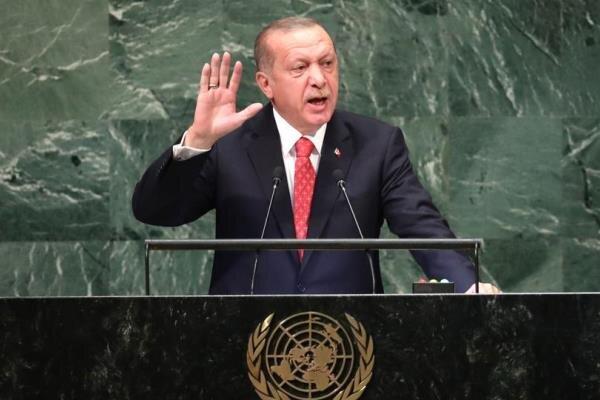 اردوغان: جامعه بین المللی نباید اجازه دهد بحران سوریه ادامه یابد