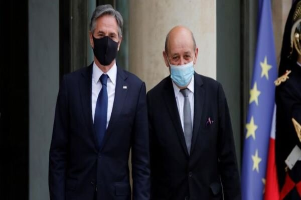 US meeting with European allies including France canceled