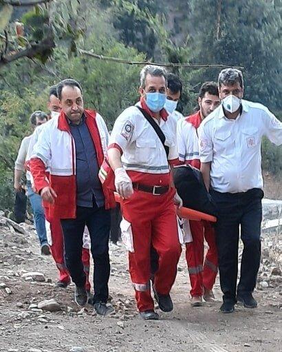 غرق شدن یک نفر در آب بندان «نرسو» علی آبادکتول