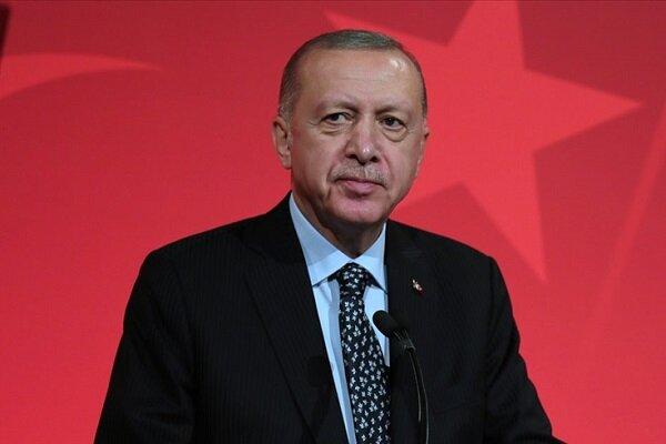 اردوغان: به دنبال تقویت روابط با روسیه هستیم