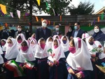 Start of new school year in Iran by Ghalibaf