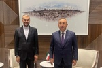 İran ve Türkiye dışişleri bakanları New York'ta görüştü