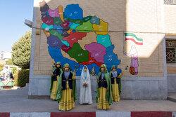 آیین بازگشایی مدارس چهارمحال و بختیاری