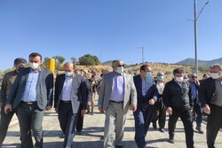 گزارش خبرگزاری مهر مسئولان استانی را به بانه کشاند/ مشکل آب بانه تا پایان آبان رفع میشود