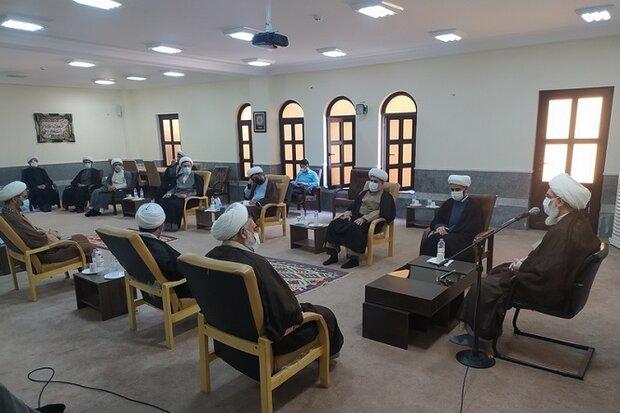 ۱۶۶ هزار متر مربع به فضای حوزههای علمیه استان بوشهر اضافه شد