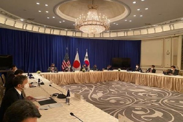 برگزاری نشست مشترک کره جنوبی، آمریکا و ژاپن درباره کره شمالی