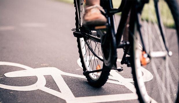 برگزاری همایش دوچرخهسواری در بهار با حضور بیش از ۱۰۰ دوچرخهسوار