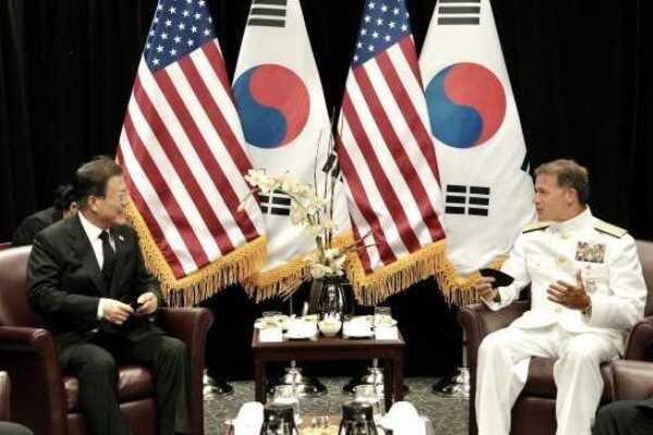 ابراز تمایل کره جنوبی به تقویت «توان پدافندی مرکب» با آمریکا