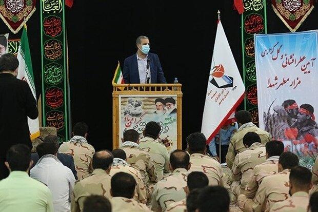 انتخاب یک فرمانده دفاع مقدس برای استانداری بوشهر اتفاق مهمی است
