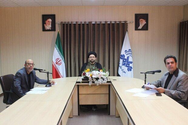 سید نزار پور موسوی،دعاخوان منتخب چهارمین جلسه ارتقا دعاخوانان شد