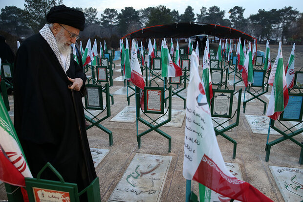 Martyrs' blood proves rightfulness of Islamic Republic