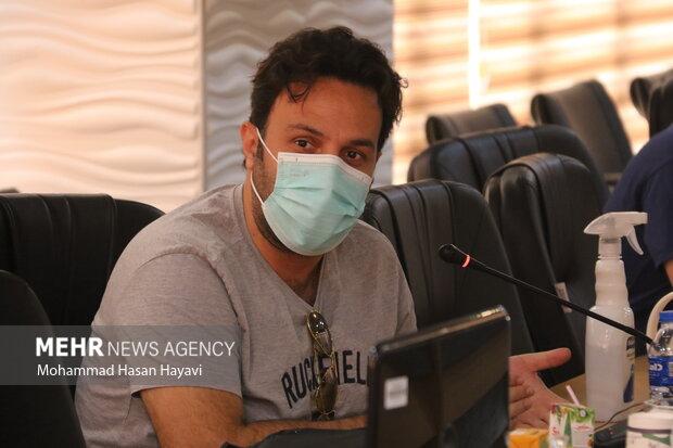بازدید خبرنگاران از بندر خرمشهر
