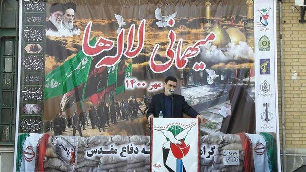 دشمنان به ایران چشم طمع دارند