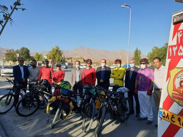 همایش دوچرخهسواری سفیران صلح و دوستی برگزار میشود