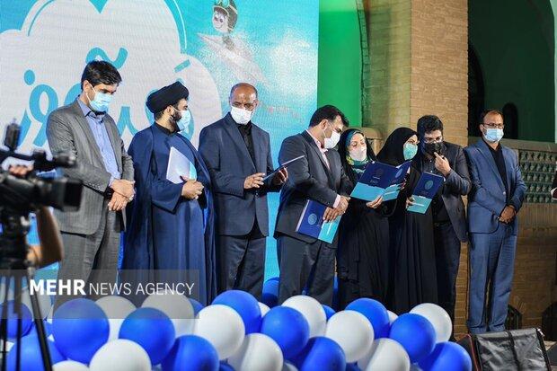 تلاش برای برافراشتن پرچم سلامت و فناوری شرق کشور در یزد