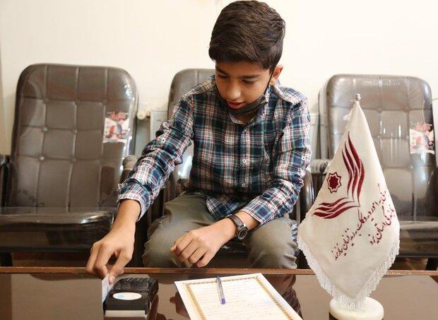 نوجوان یزدی ۲۰ میلیون تومان به آزادی زندانیان مالی کمک کرد